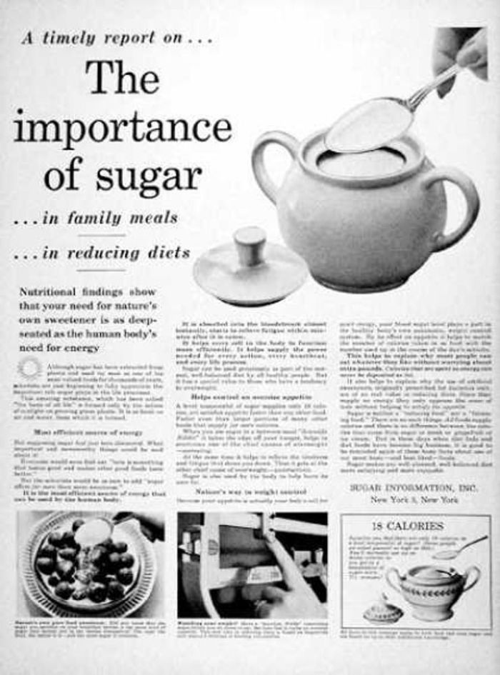 Vintage Sugar Advertisement 10
