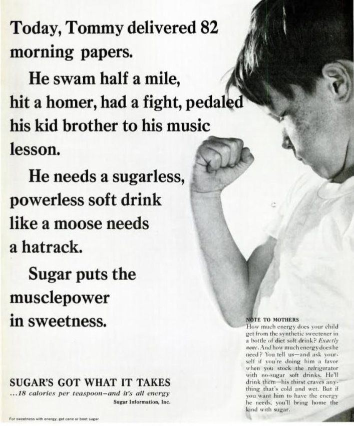 Vintage Sugar Advertisement 11