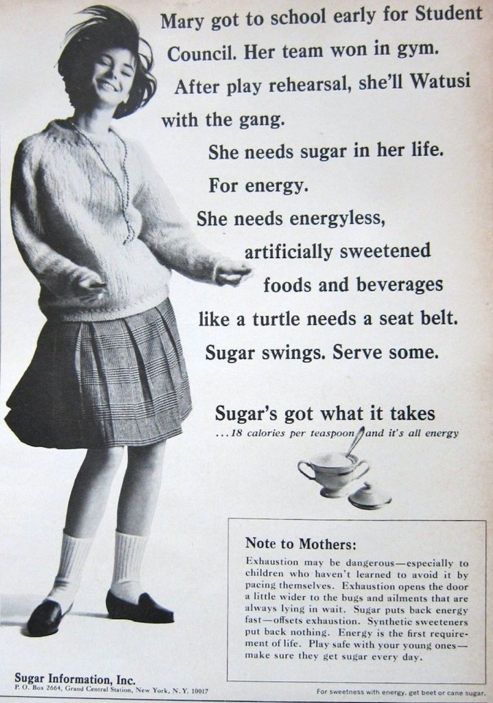 Vintage Sugar Advertisement 13