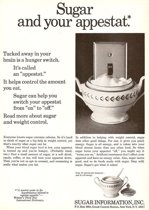 Vintage Sugar Advertisement 14