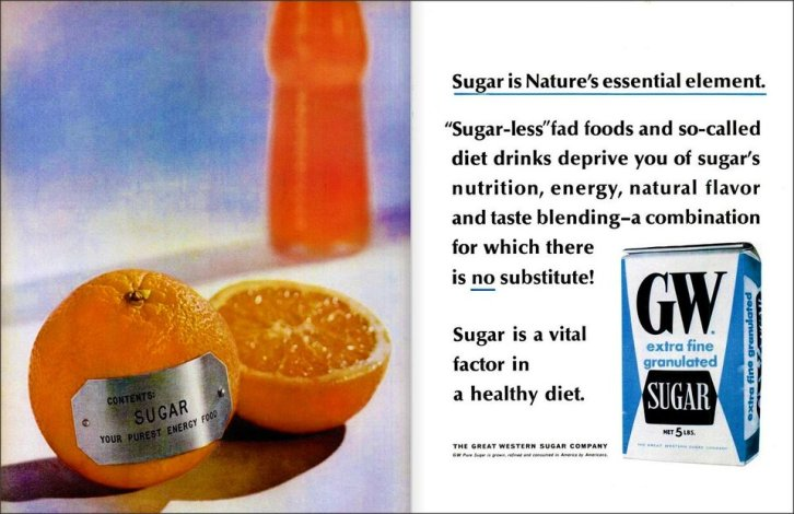Vintage Sugar Advertisement 16