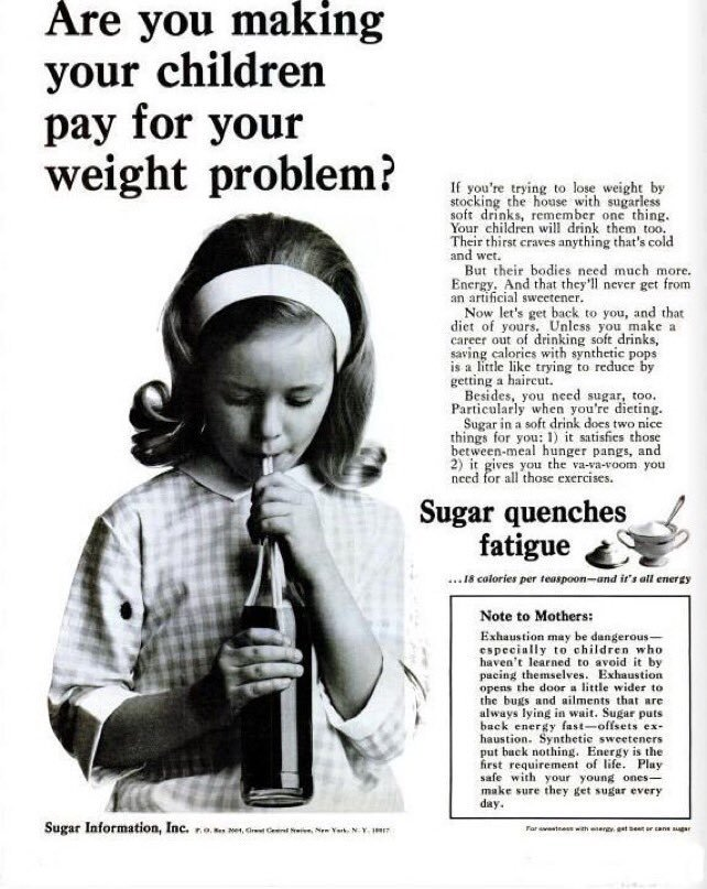 Vintage Sugar Advertisement 19