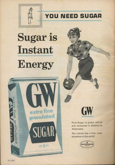 Vintage Sugar Advertisement 2