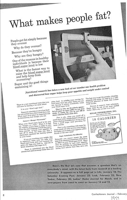 Vintage Sugar Advertisement 21