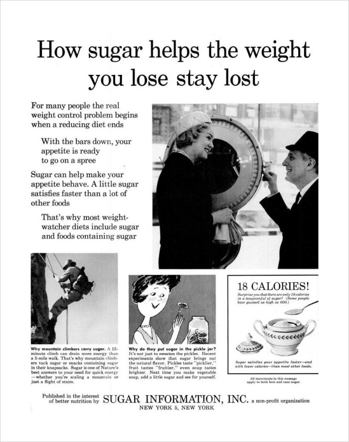 Vintage Sugar Advertisement 22