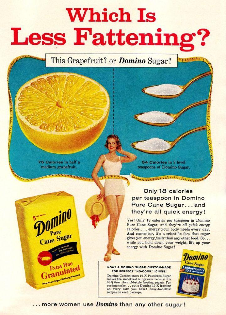 Vintage Sugar Advertisement 24