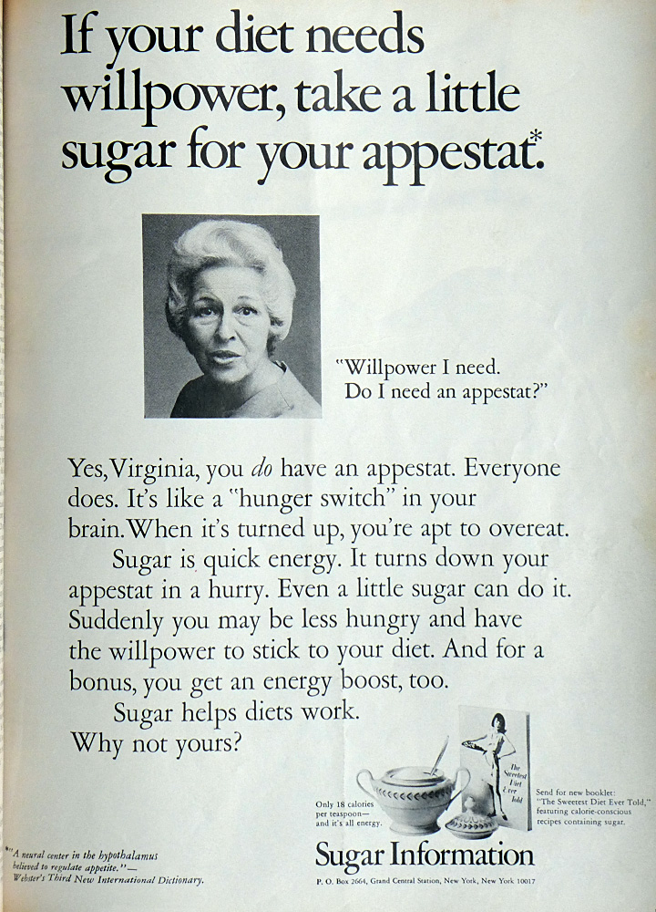 Vintage Sugar Advertisement 26