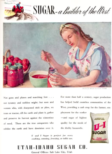 Vintage Sugar Advertisement 29