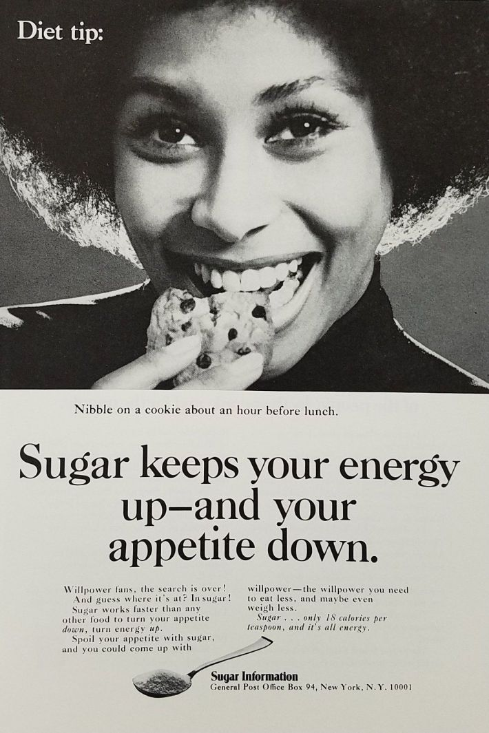 Vintage Sugar Advertisement 3