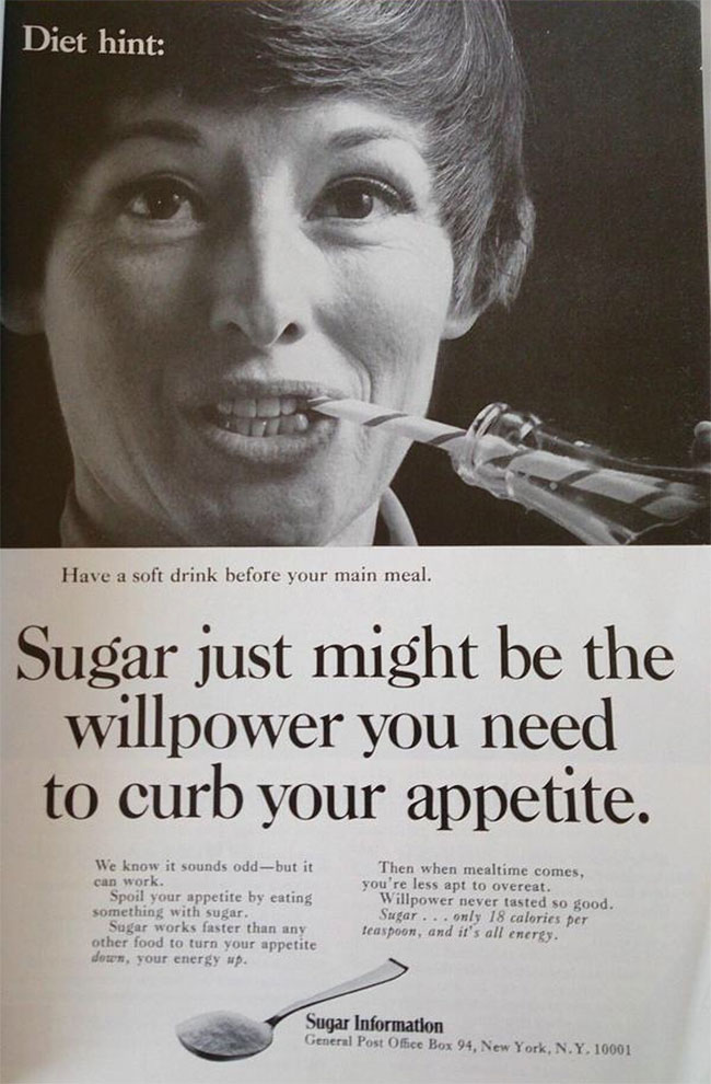 Vintage Sugar Advertisement 4