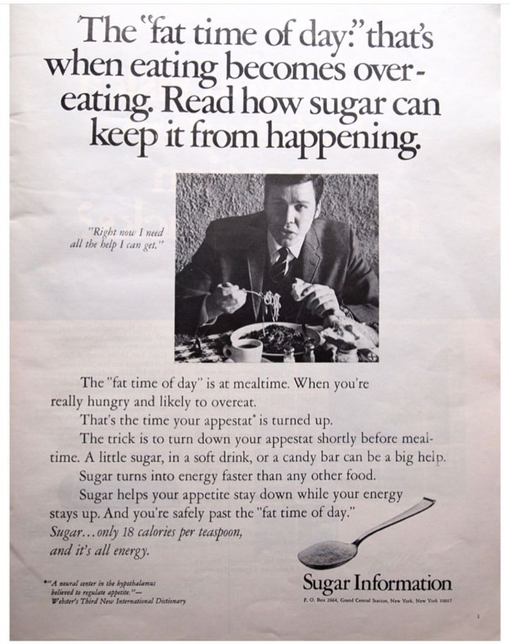 Vintage Sugar Advertisement 9