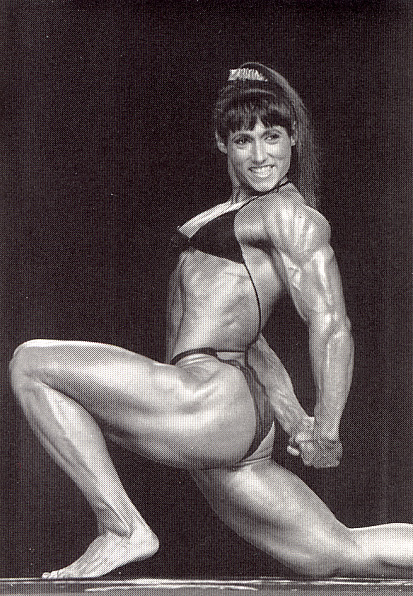 Unknown Bodybuilder Posing