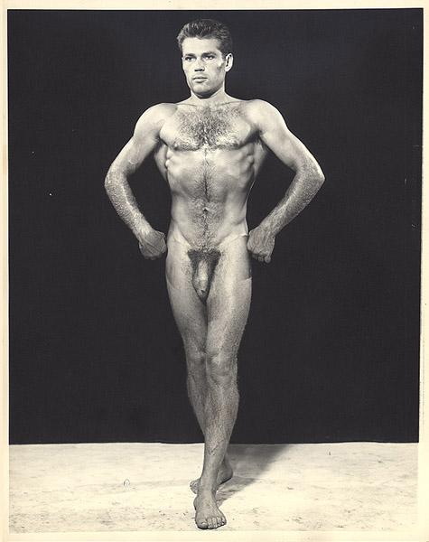 Bob Cutlass Posing