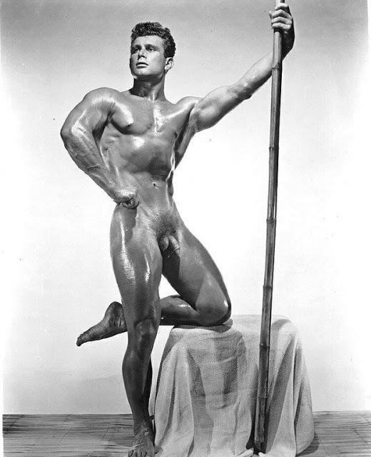 Jack Thomas Posing