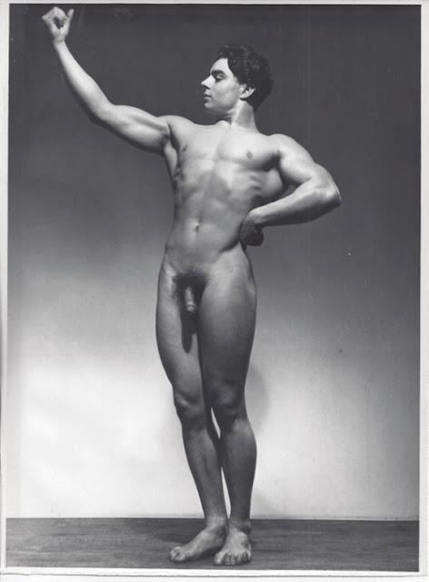 Jean Millet Posing