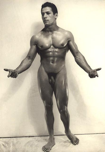 Raul Pacheco Posing