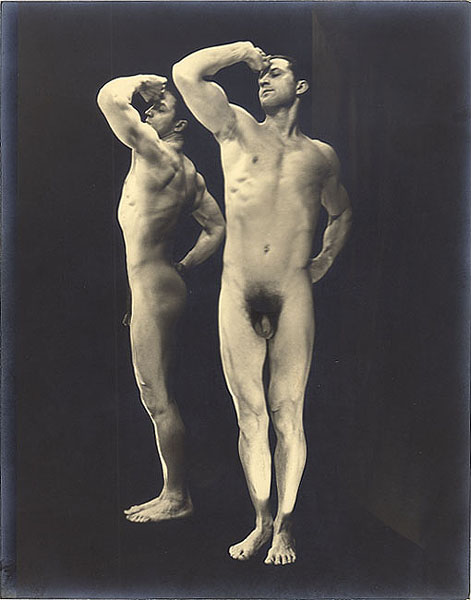 Tony Sansone Posing