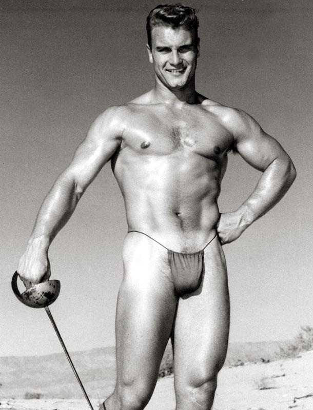 Robert Fedell Posing