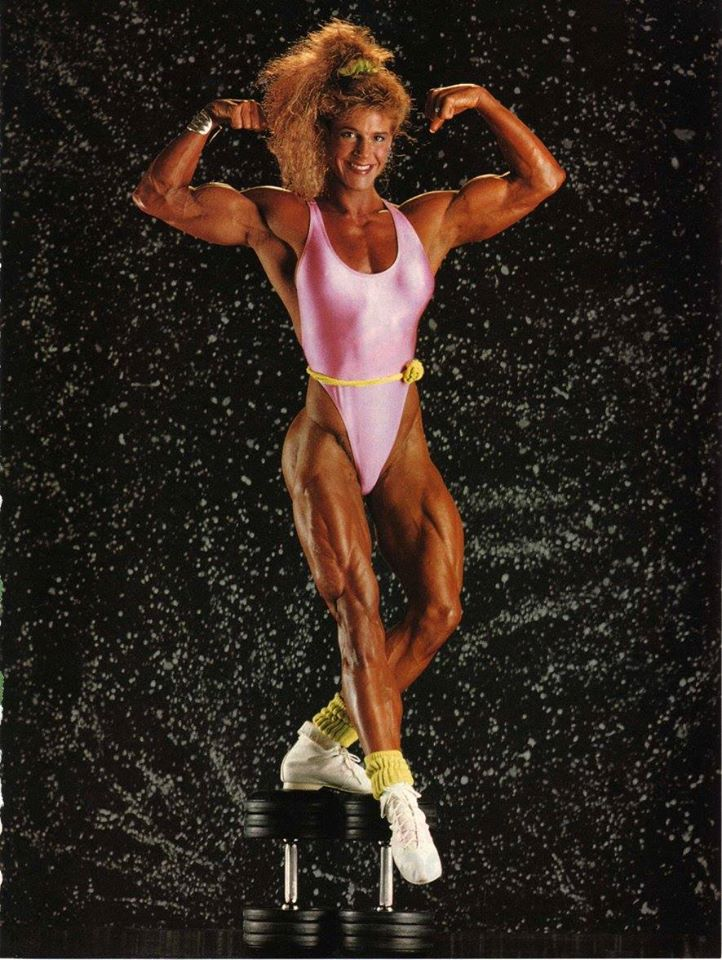 Jackie Paisley Posing