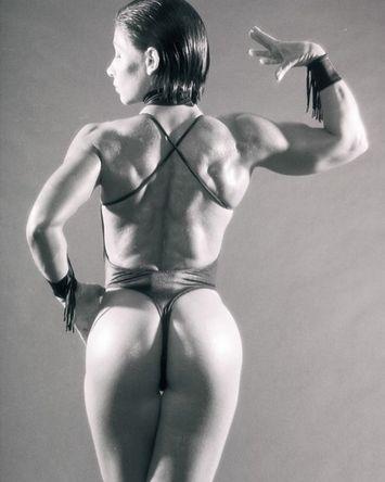Natalia Bystrova Posing