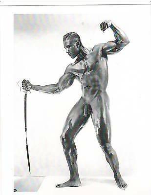 Arthur Art Harris Posing