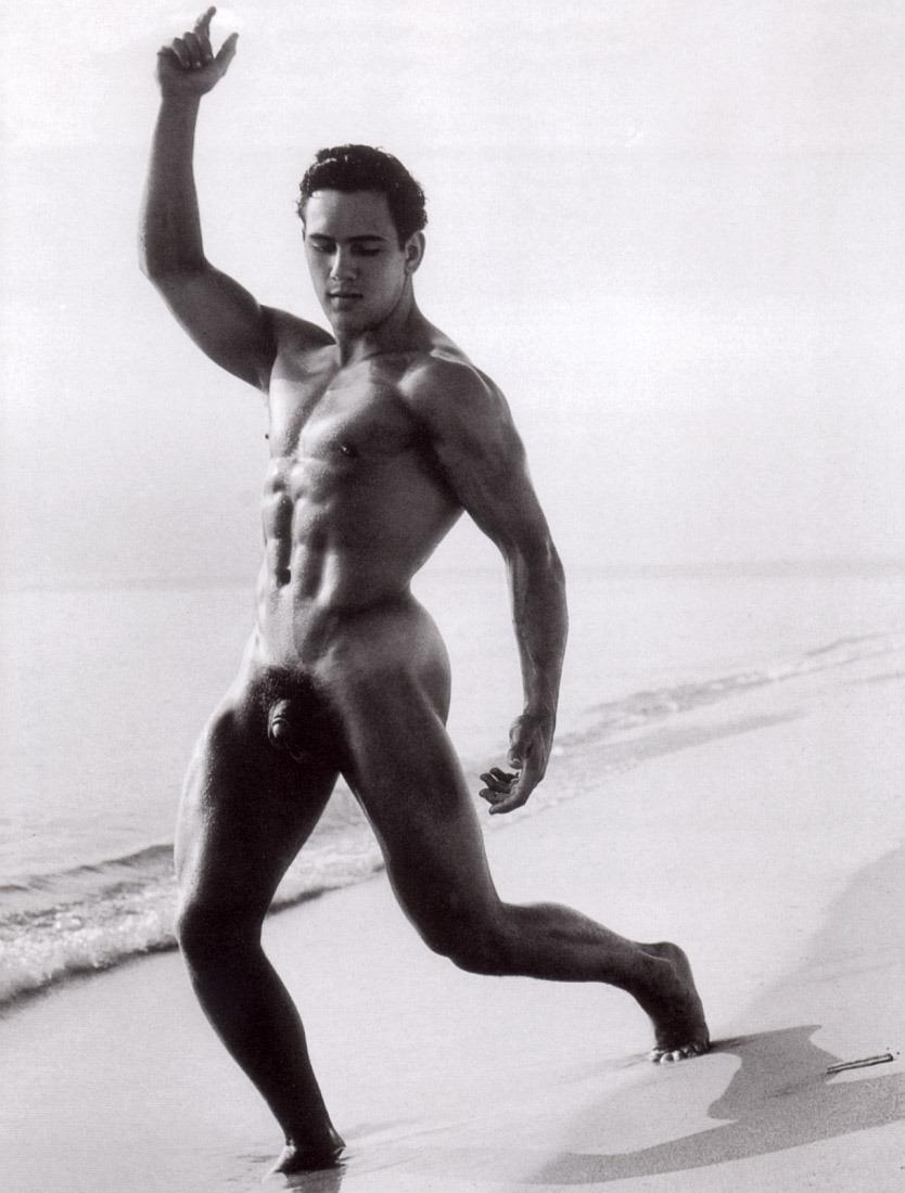 Bob deWeese Posing