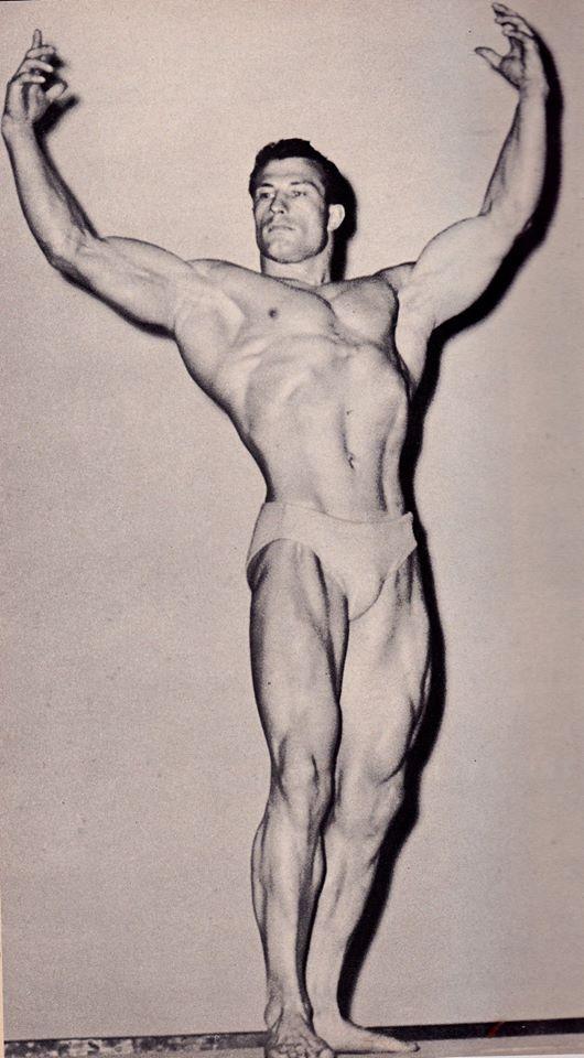Bob Felker Posing