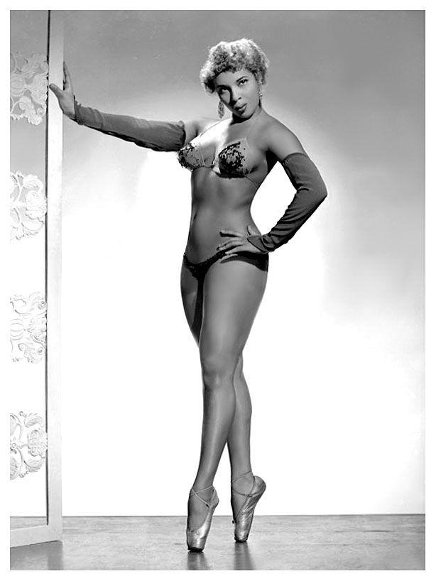 Jo Ann Norris Posing
