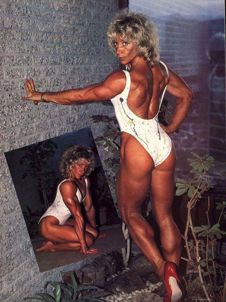 Kay Baxter Posing