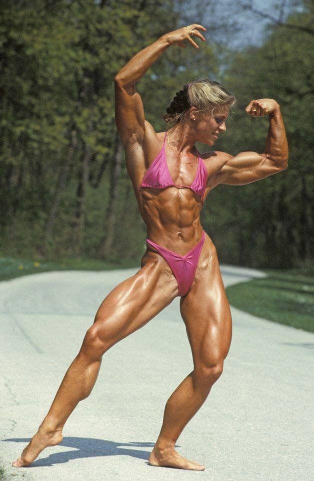 Anja Langer Posing part 13