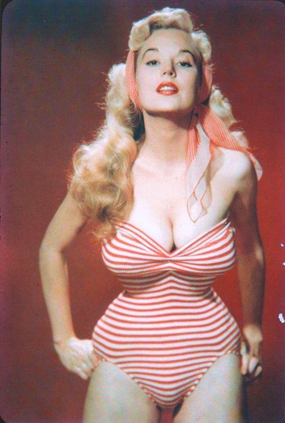 Betty Brosmer Posing part 21
