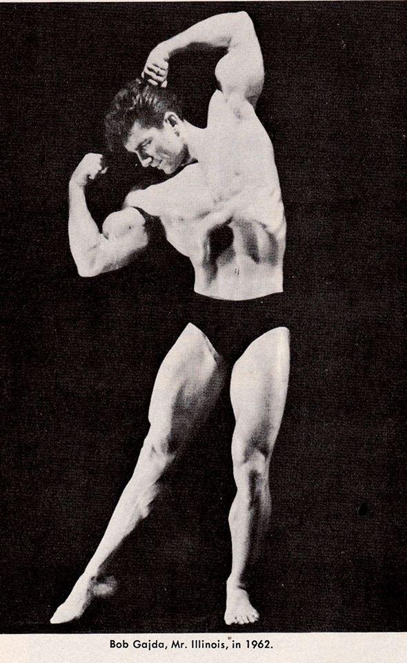 Bob Gajda Posing