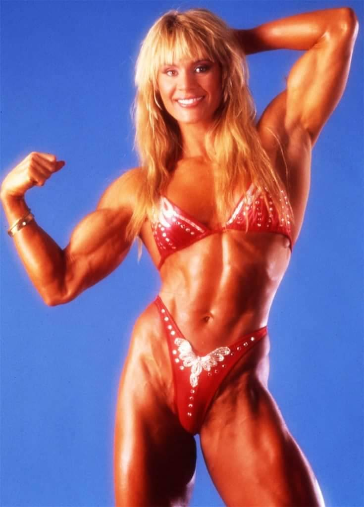 Corinna Cory Everson Posing part 16