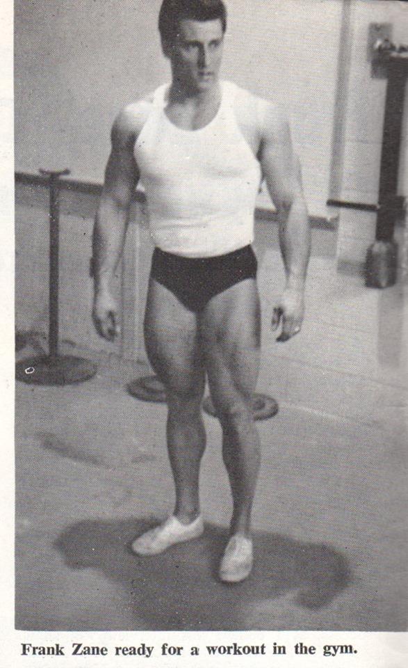 Frank Zane Posing part 7