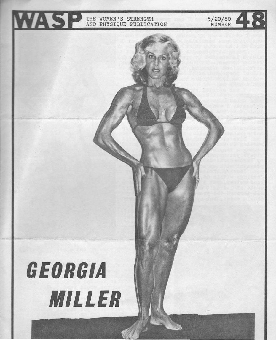 Georgia Fudge Posing part 3