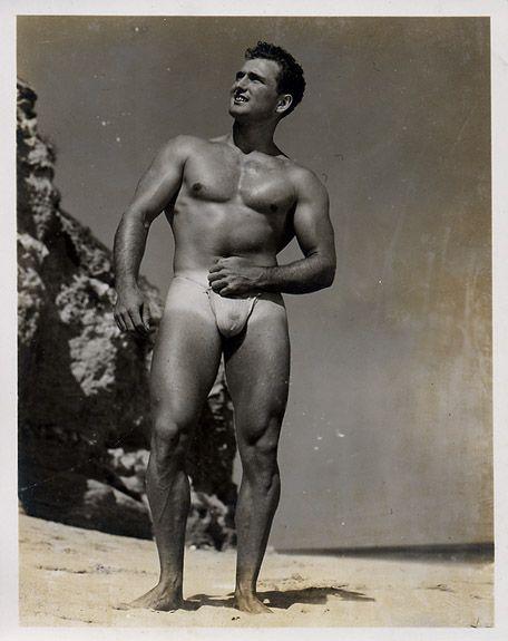 Jack Harris Posing part 2