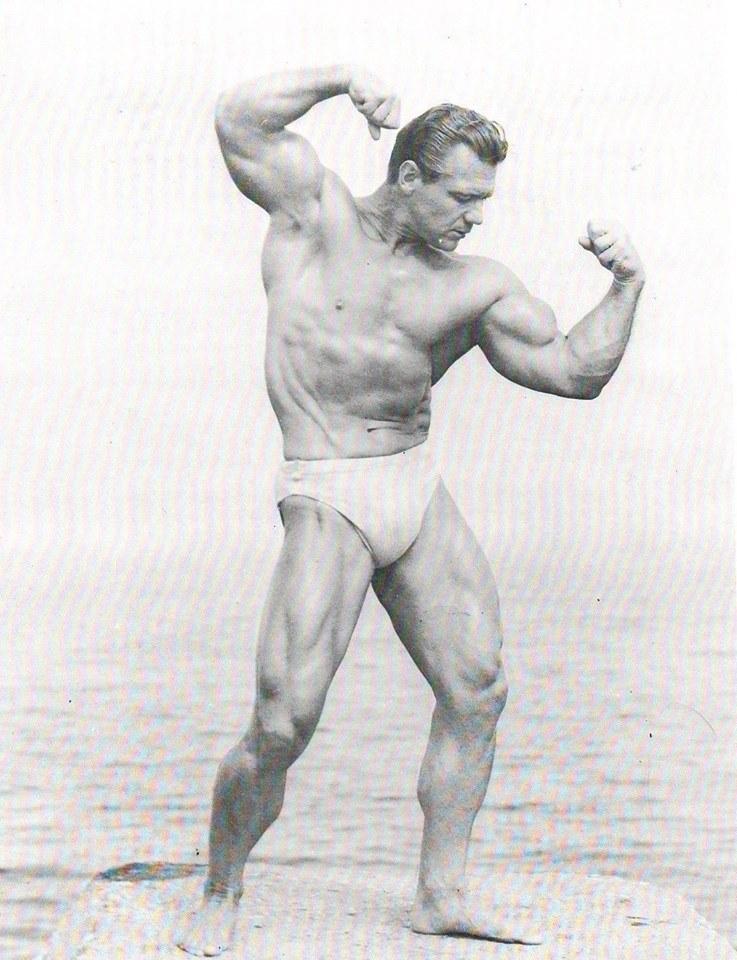 John Grimek Posing part 42