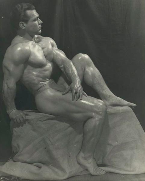 John Grimek Posing part 43
