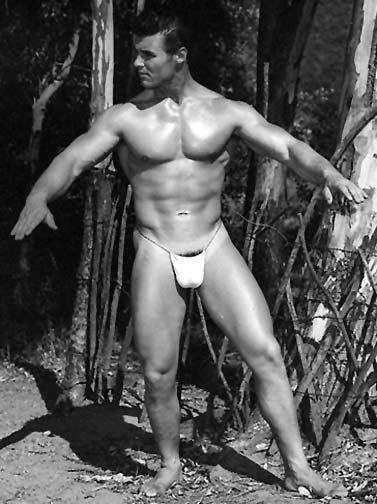 Keith Stephan Posing