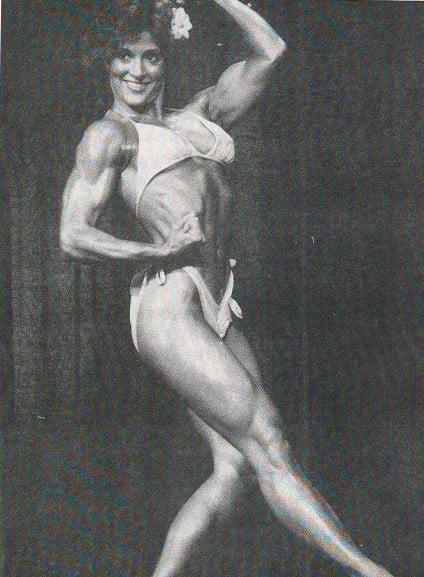 Lori Bowen Posing