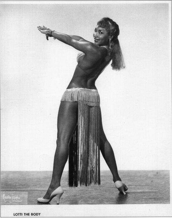 Lottie Tatum Graves Posing