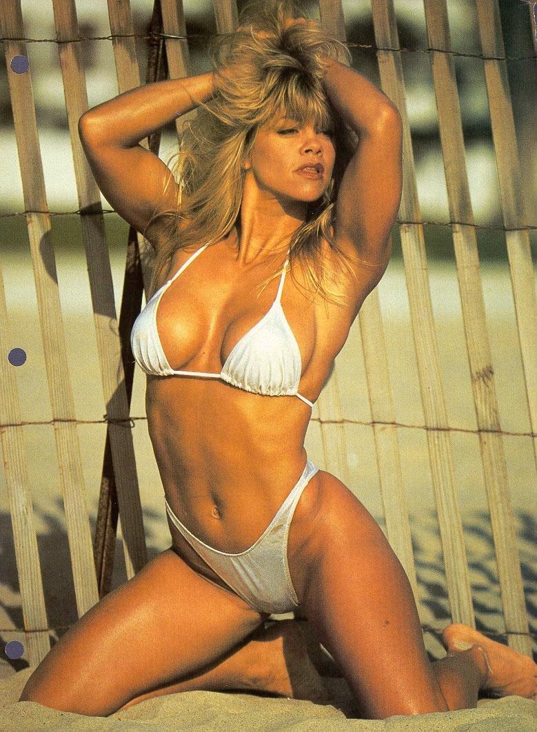 Marla Duncan Posing