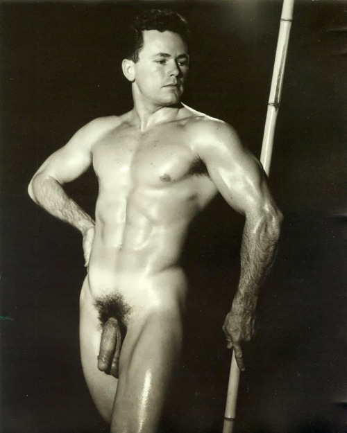 Norman Tousley Posing part 4