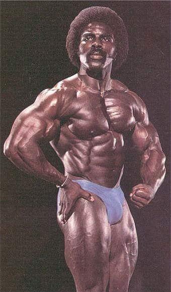Robby Robinson Posing