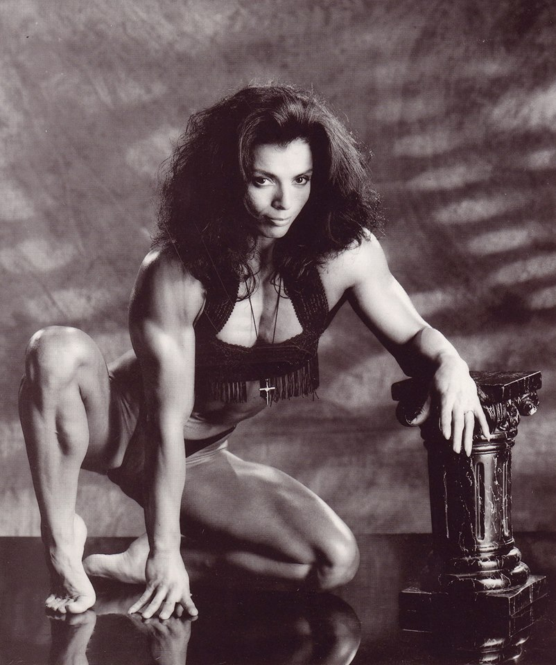 Sharon Bruneau Posing part 25