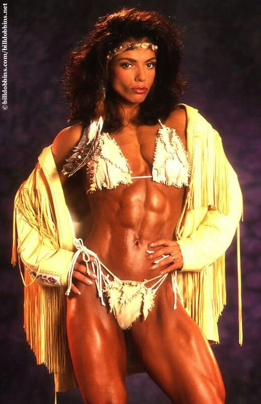 Sharon Bruneau Posing part 26