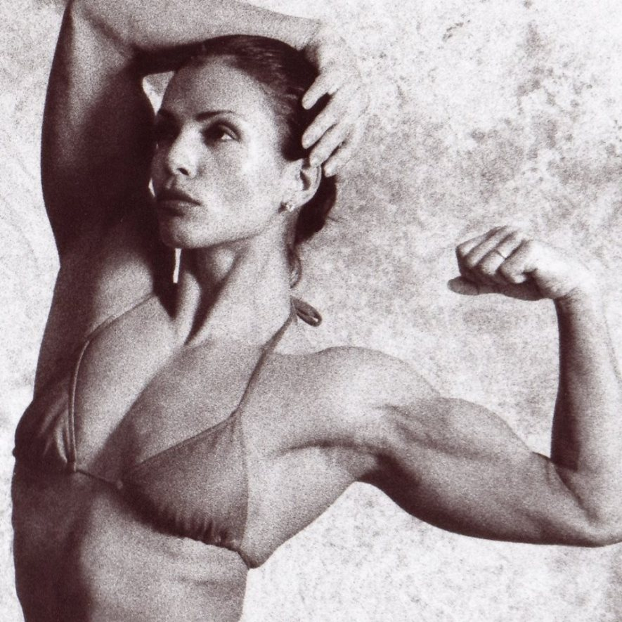 Sharon Bruneau Posing part 28