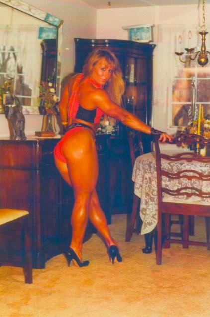 Sharon Marvel Posing part 4