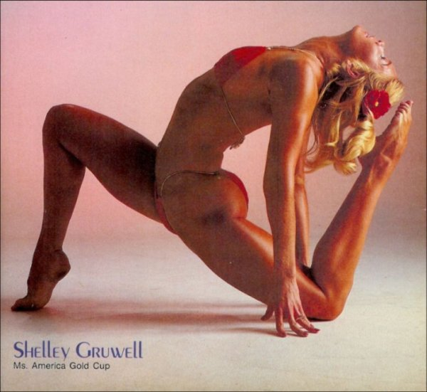 Shelley Gruwell Posing part 9