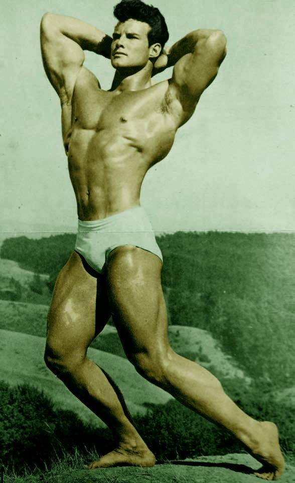 Steve Reeves Posing part 41
